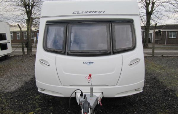 LUNAR CLUBMAN SB 2012 NOW SOLD!!