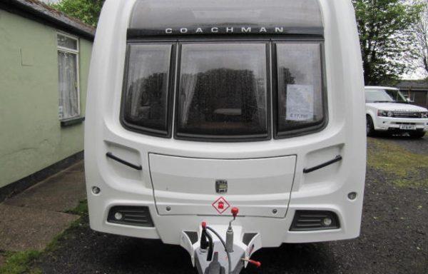 2013 Coachman Laser 640/4